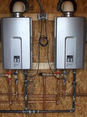 Hot Water Plumbing Maintenance